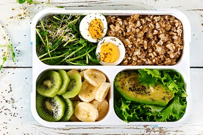 Fitness Green Lunchbox